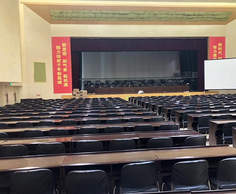 泸州会议音响案例